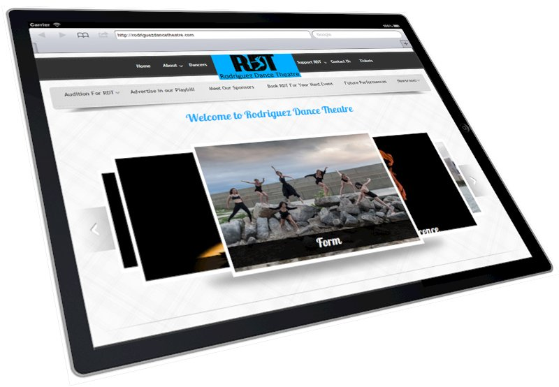 Chicago Website Design with RDT